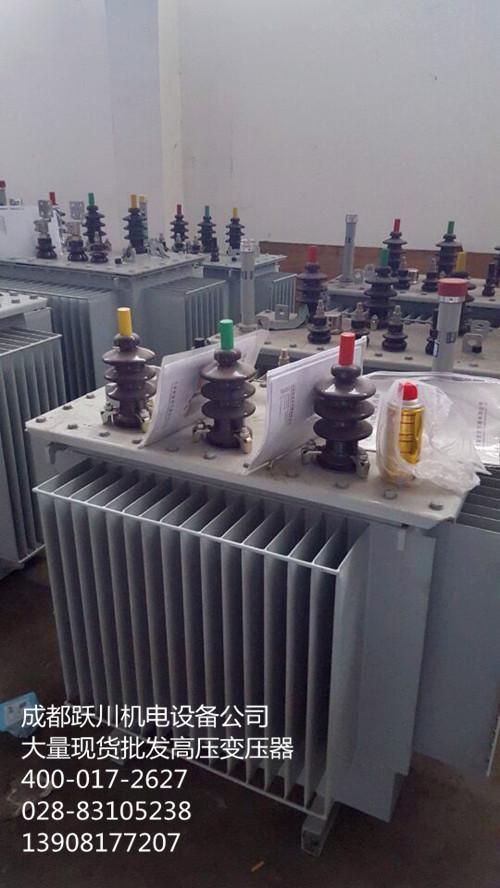 变压器放油处结构图